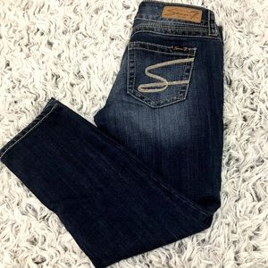 Seven 7 Cropped Ladies Jeans
